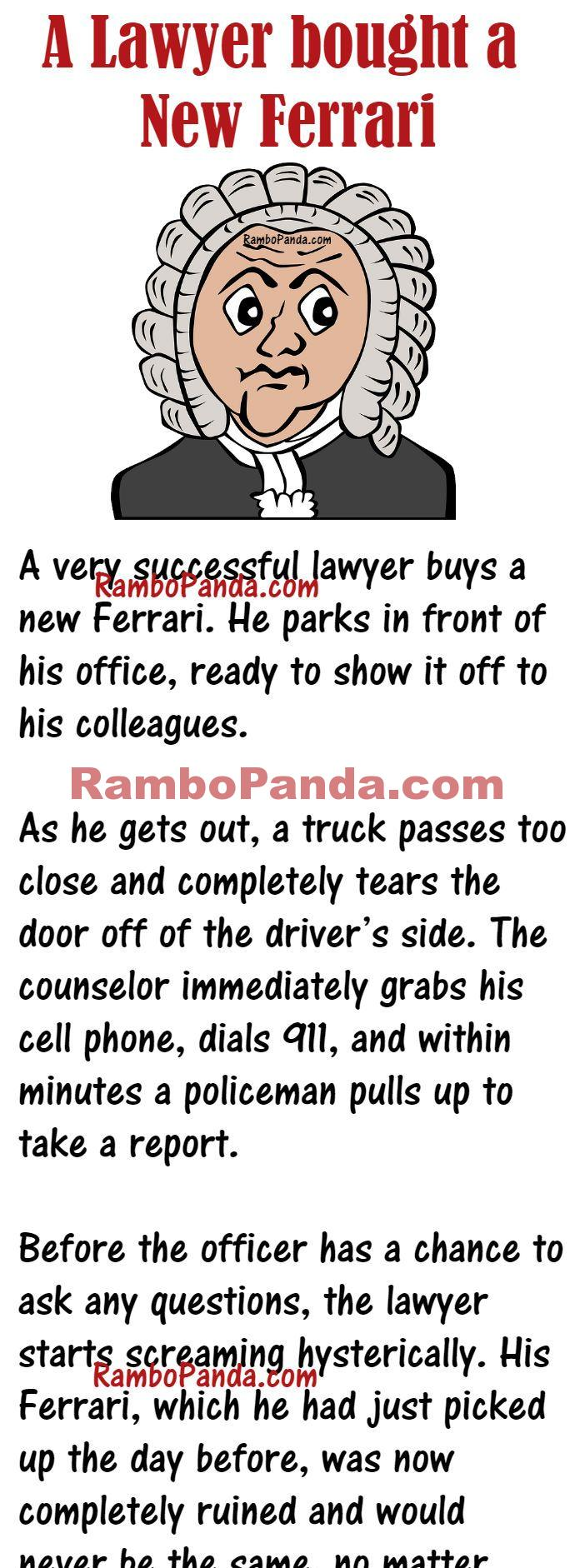 Lawyer Jokes   RamboPanda